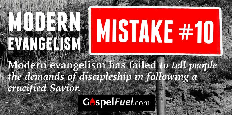 Modern Evangelism - Mistake 10 - E. A. Johnston