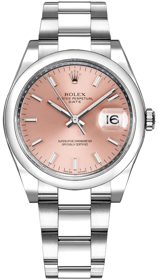 Pink oyster rolex