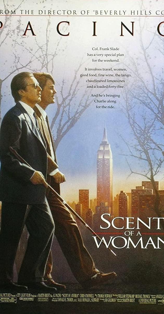 Al pacino movie scent of a woman