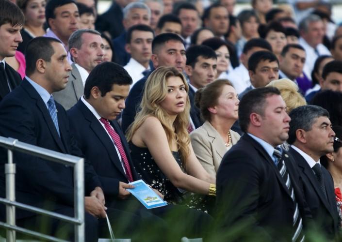 Последние новости о дочерях президента узбекистана