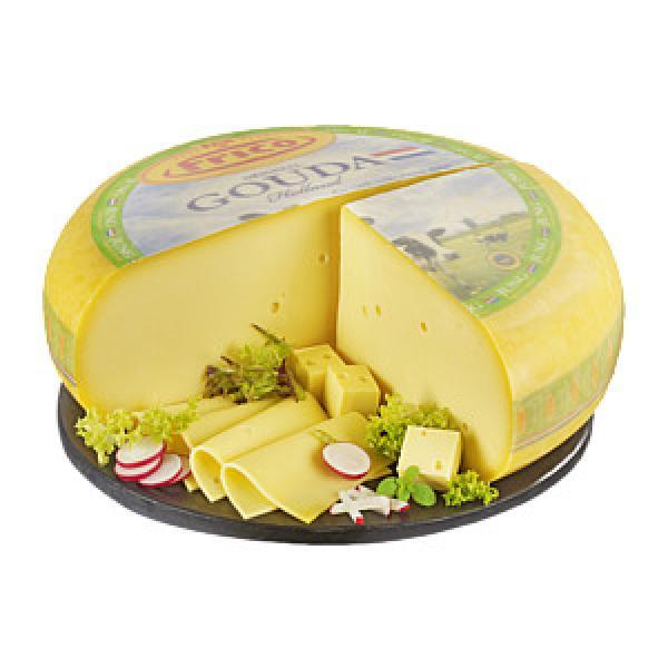 Технология производства сыра гауда