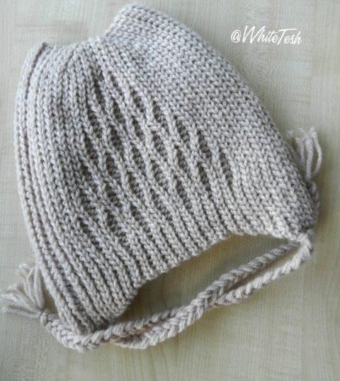 Вязание шапочек для девочек крючком