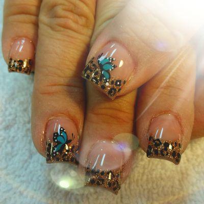 Blooming nails redding ca