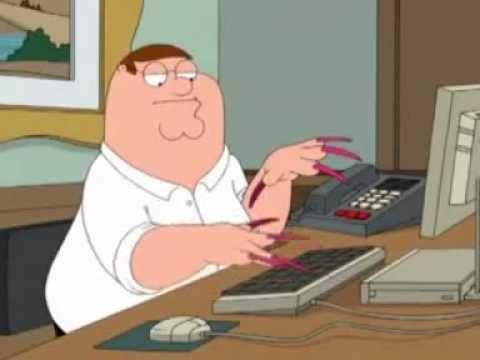 Peter long nails