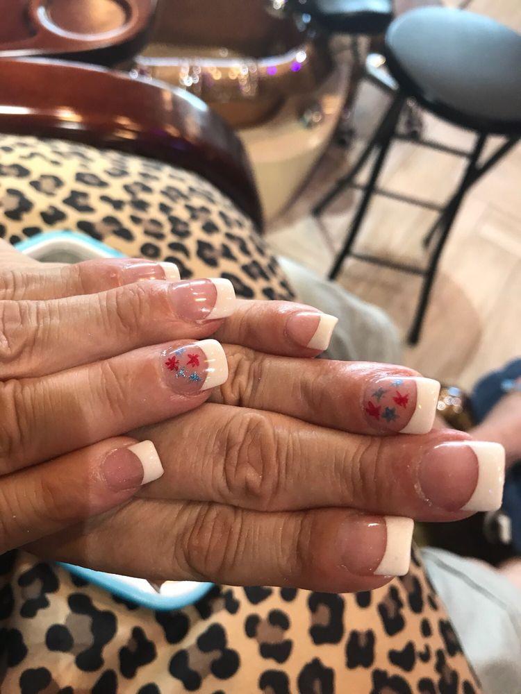 Nails infiniti richmond