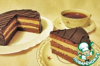 Как испечь торт прагу в домашних условиях