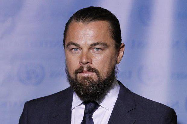 голливудская борода густая