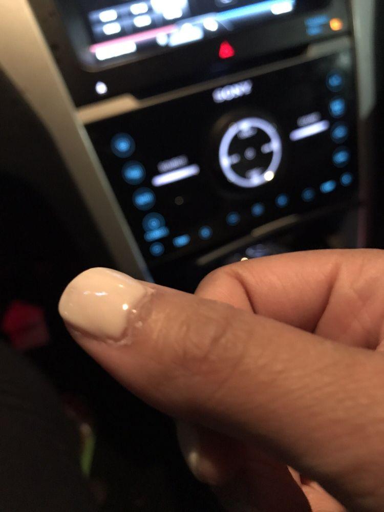 Mirage nails