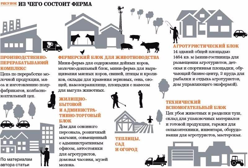 Как организовать свою ферму
