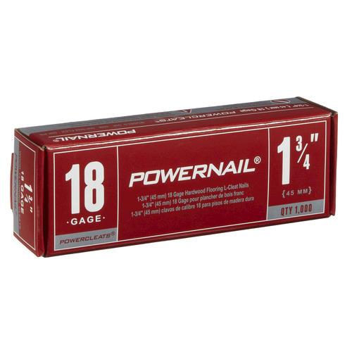 18 gauge nails for hardwood floors