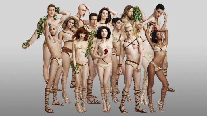 Топ модель по американски онлайн 20 сезон на русском