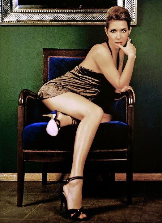 голые ножки Екатерины Климовой