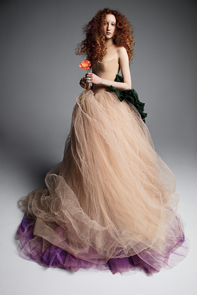 Vera wang couture dresses