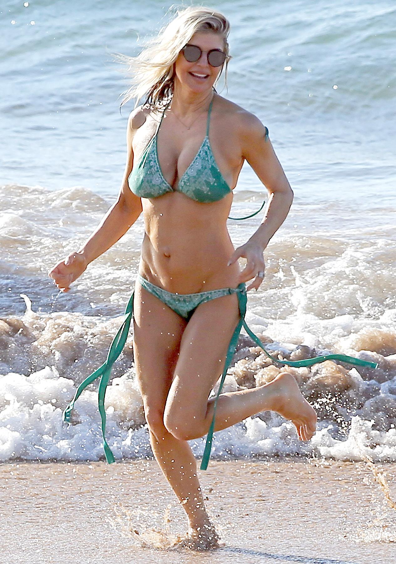 Fergie photos bikini