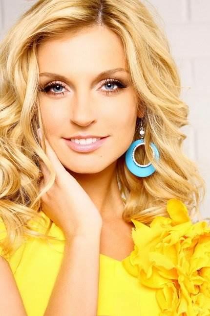Российские певица блондинка