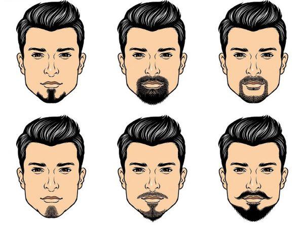 Варианты мужской бороды фото