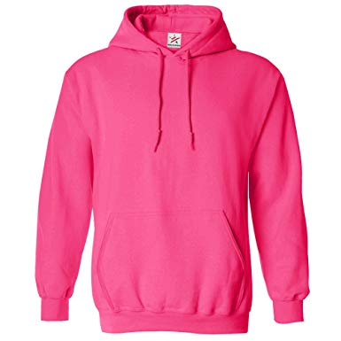 Hot pink sweatshirts