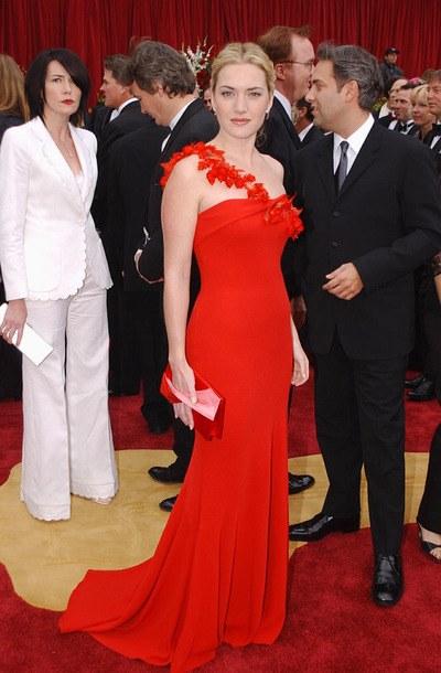 Kate winslet oscar gowns