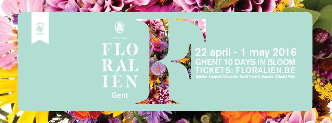 Floraliën - aankondiging