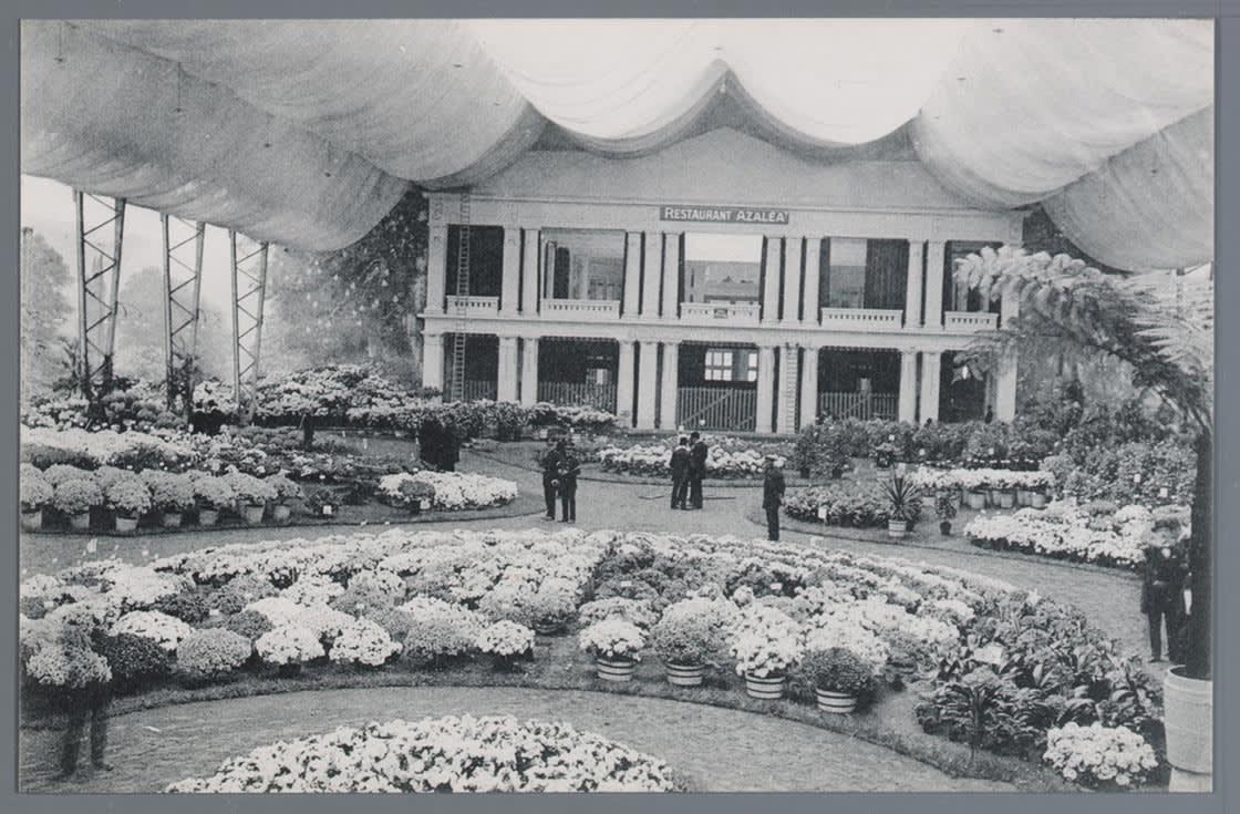 Floralien - geschiedenis