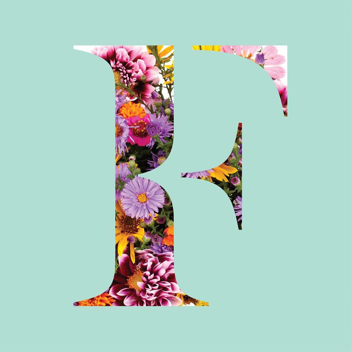 Floraliën - logo