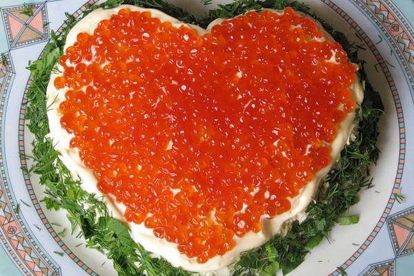 Салат для любимого