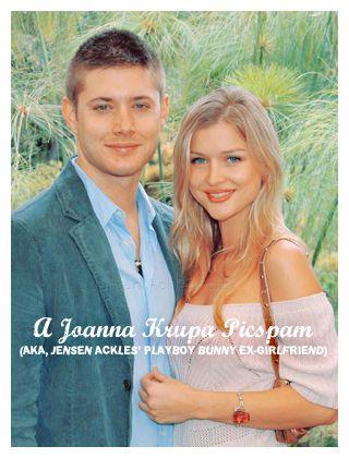 Jensen ackles joanna krupa