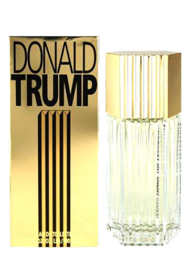 Donald trump new fragrance