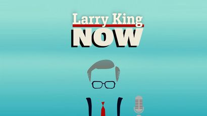 Ron silver larry king