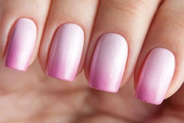 Растяжка на ногтях: стильный дизайн