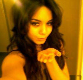 A nude picture of vanessa hudgens