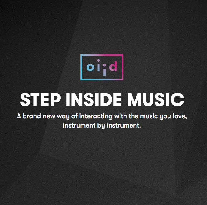 oiid-music-format