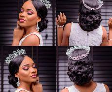 """Bridal hair""""s image"""
