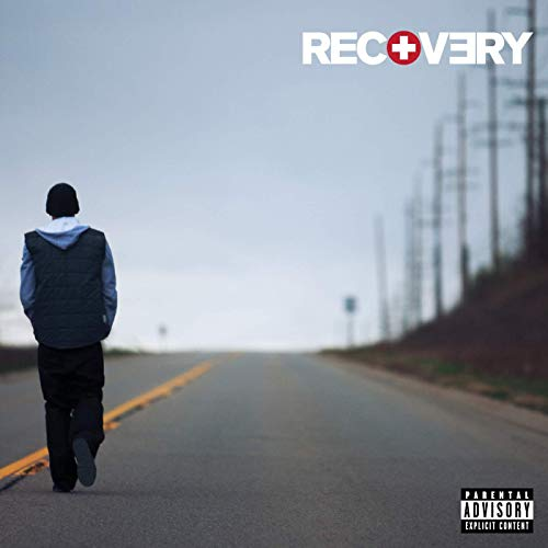 Eminem recovery deluxe edition