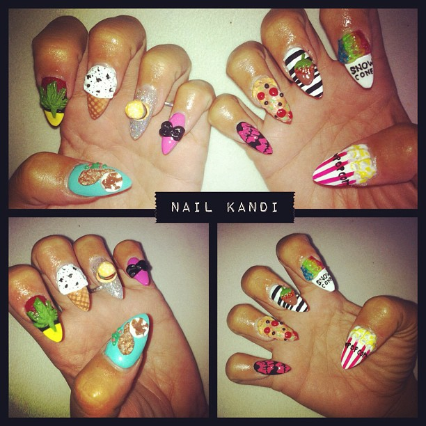 Nails by kandi