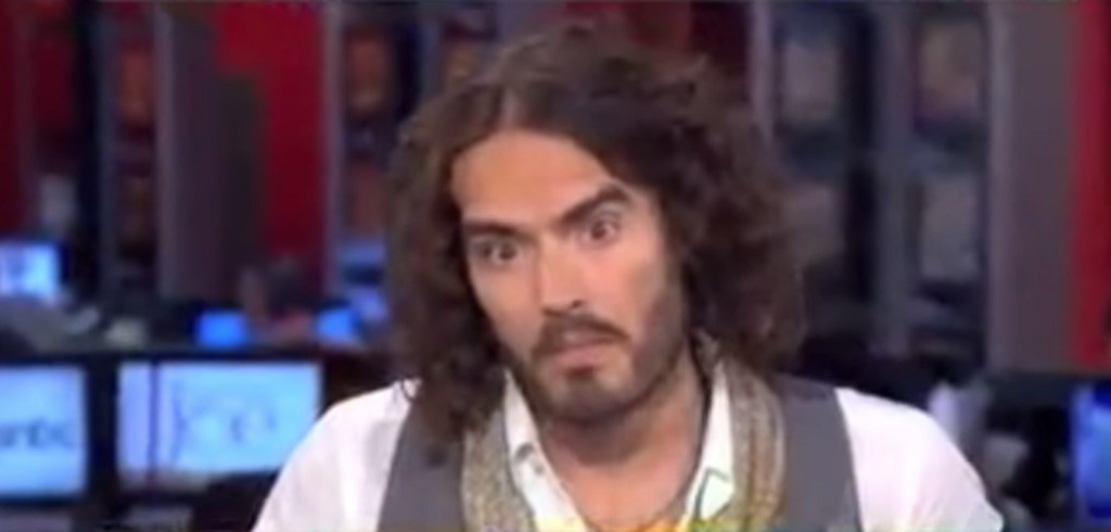 Russell Brand Outrageous Celebrity Interview