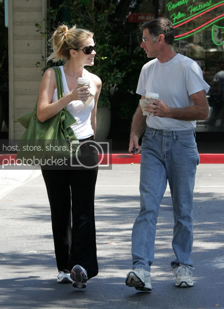 Who is denise richards father