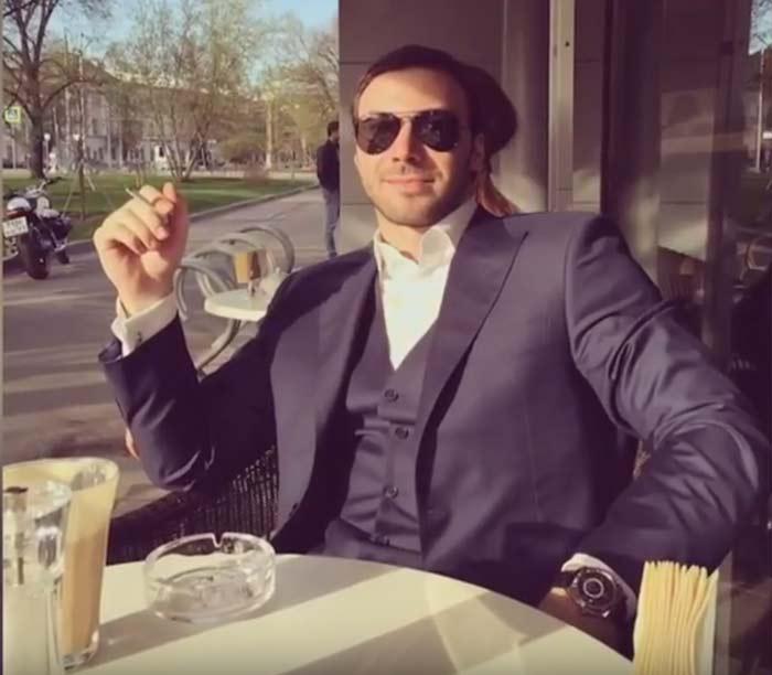Максим Котин отец сына Стеллы Барановской