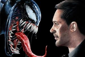 Venom And Tom Hardy Wallpaper