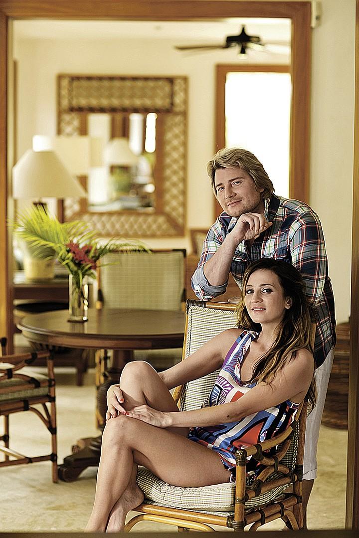 София и Николай расстались без взаимных обвинений и скандалов. Фото: Личный архив артиста