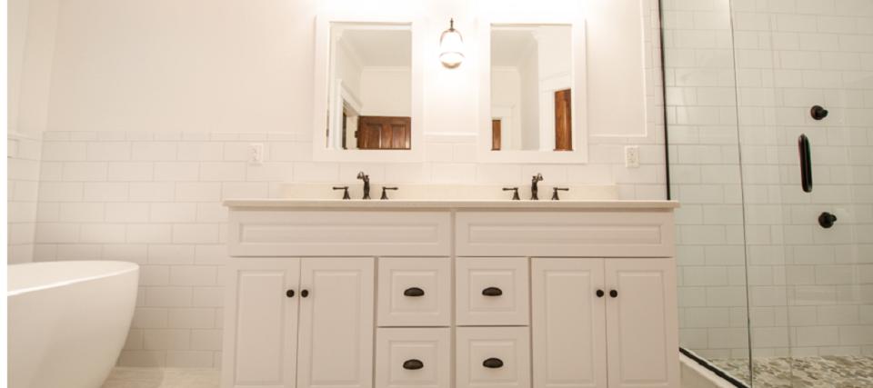 Beautiful Bathroom Transformations