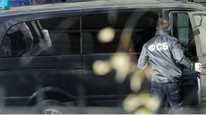 ФСБ возбудила уголовное дело в отношении врио главы Махачкалы