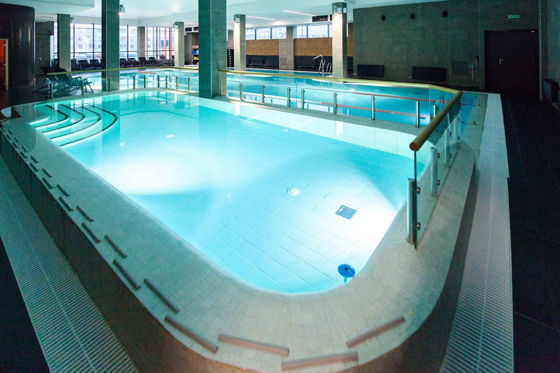 Грудничковый бассейн в Минске