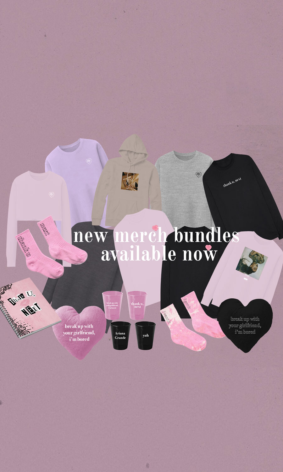 merch bundles available now