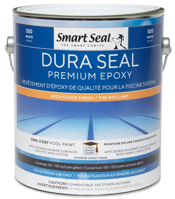 Blue seal paint