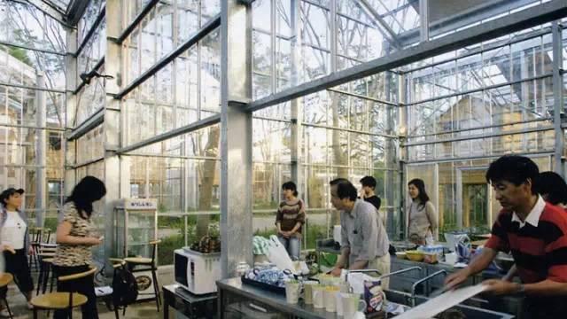 聪明的住宅v住宅学,7间有意思的监利狭小空间龚场高中日本图片