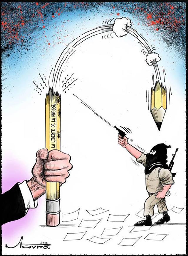 我是画师,也是言论自由的斗士:8 位阿拉伯世界的讽刺漫画家