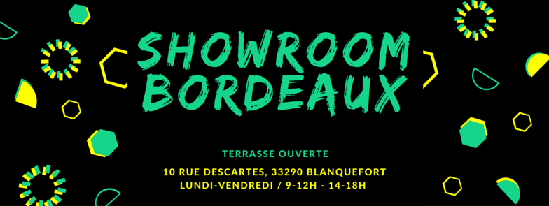 Showroom Bordeaux