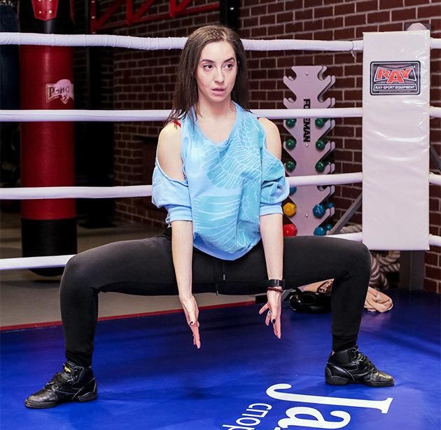простые упражнения дляидеального тела фото