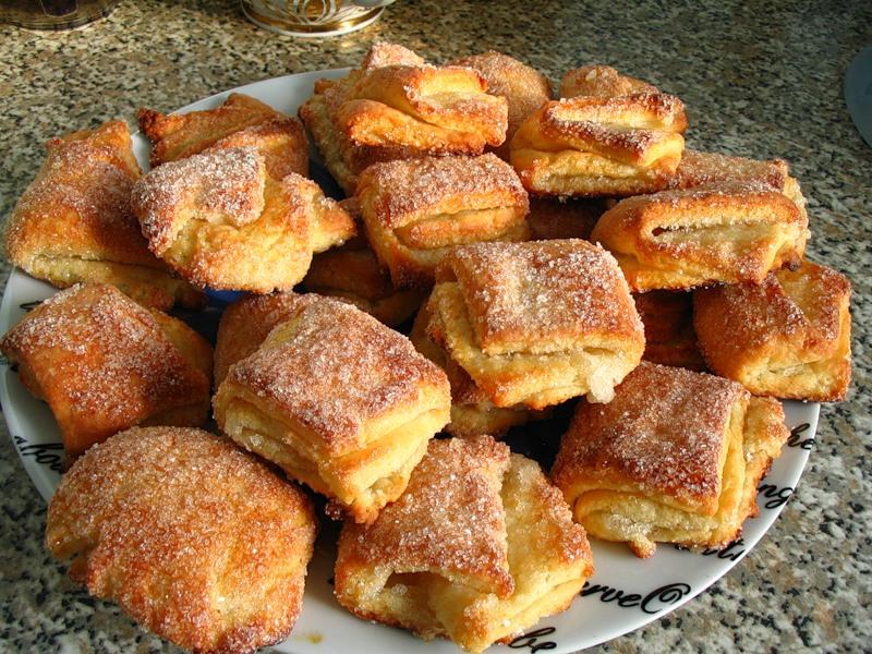Печенье через мясорубку с творогом